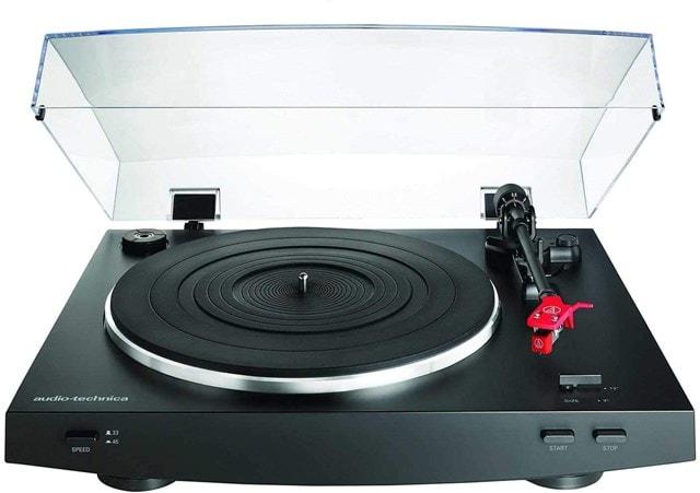 Audio Technica AT-LP3 Black Turntable - 1