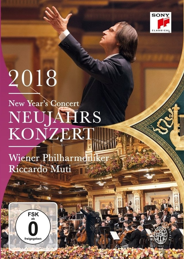 New Year's Concert: 2018 - Wiener Philharmoniker (Muti) - 1