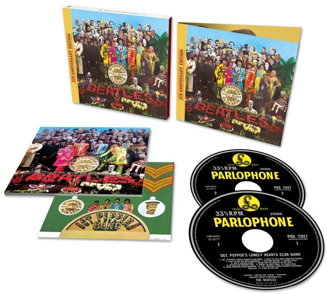 Sgt. Pepper's Lonely Hearts Club Band - 1