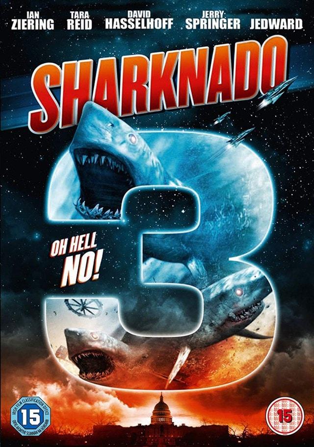 Sharknado 3 - Oh Hell No - 1