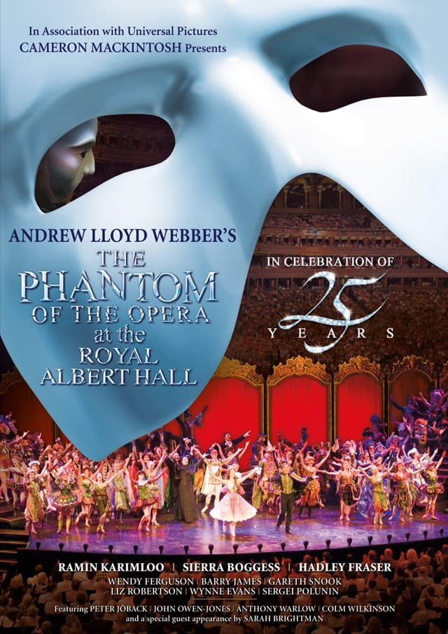 The Phantom of the Opera at the Albert Hall - 25th Anniversary - 1