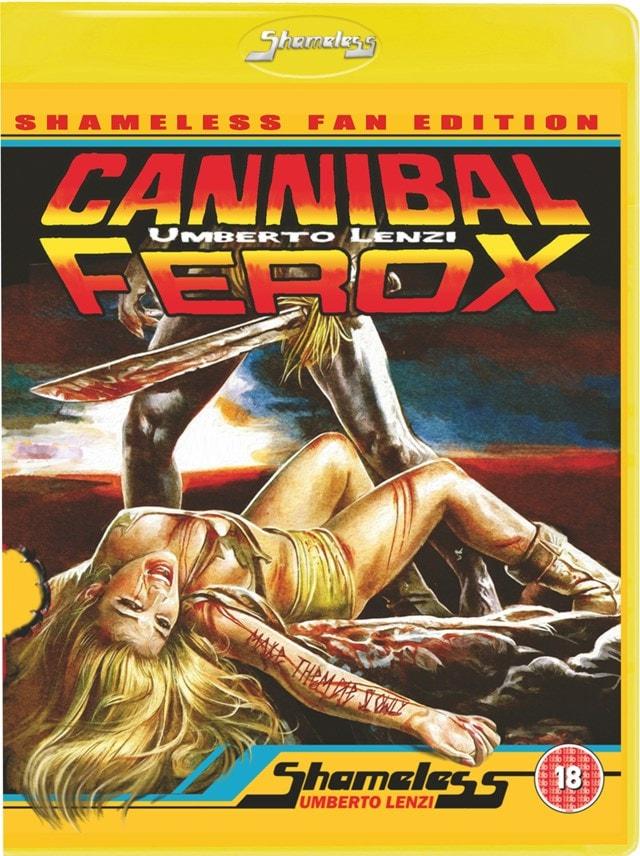 Cannibal Ferox - 1