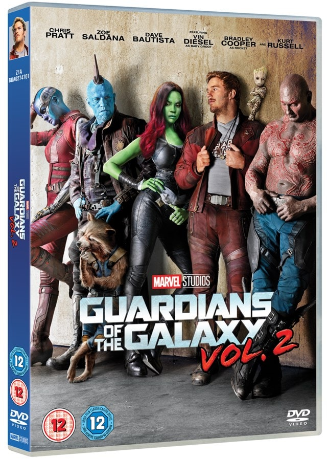 Guardians of the Galaxy: Vol. 2 - 4