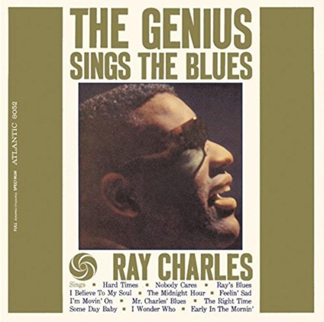 The Genius Sings the Blues - 1