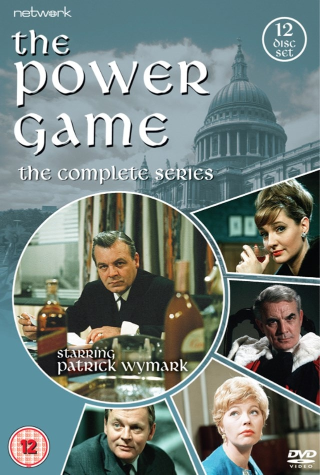 The Power Game: The Complete Series 1-3 - 1