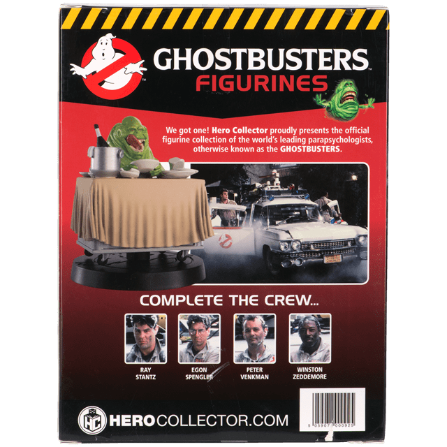 Slimer: Ghostbusters Figurine: Hero Collector - 4