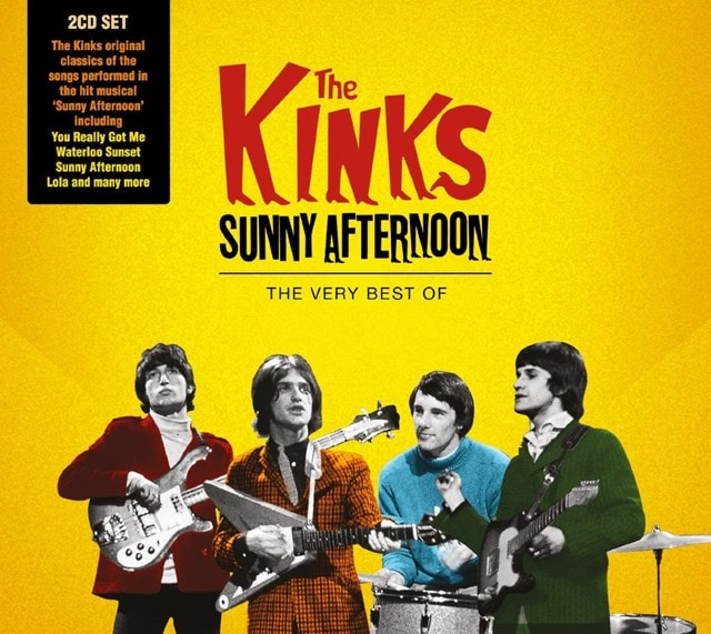 Sunny Afternoon: The Very Best of the Kinks - 1