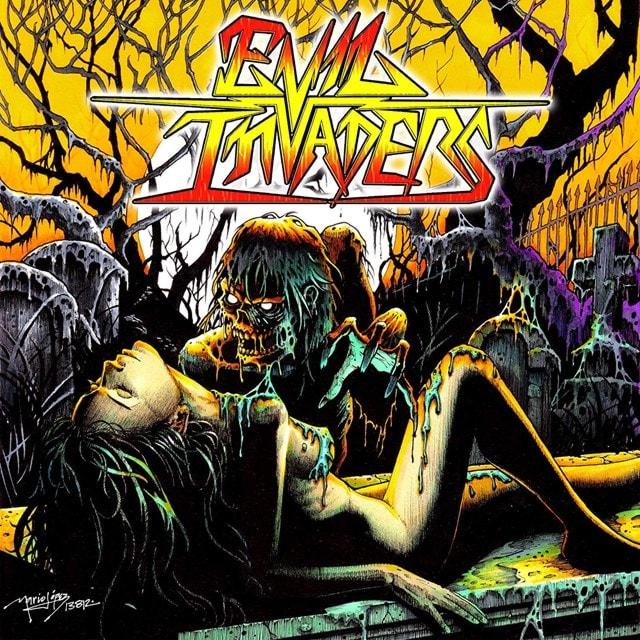 Evil Invaders - 1