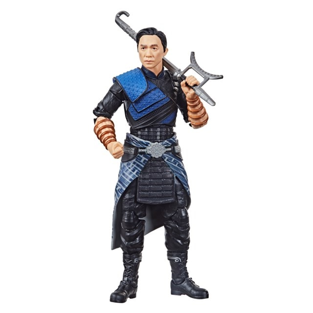 Wenwu: Shang-Chi And Legend Of The Ten Rings: Marvel Legends Series Action Figure - 9