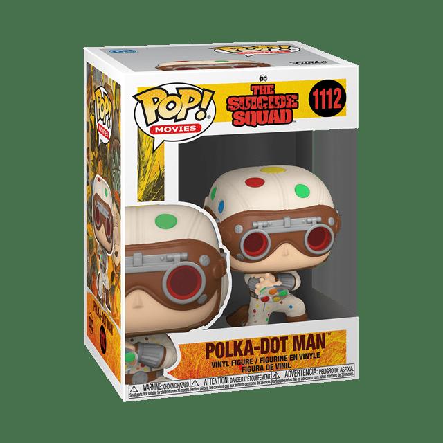 Polka-Dot Man (1112): Suicide Squad 2021 Pop Vinyl - 2
