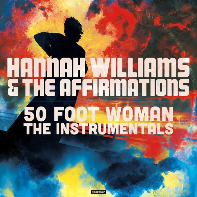 50 Foot Woman: The Instrumentals - 1