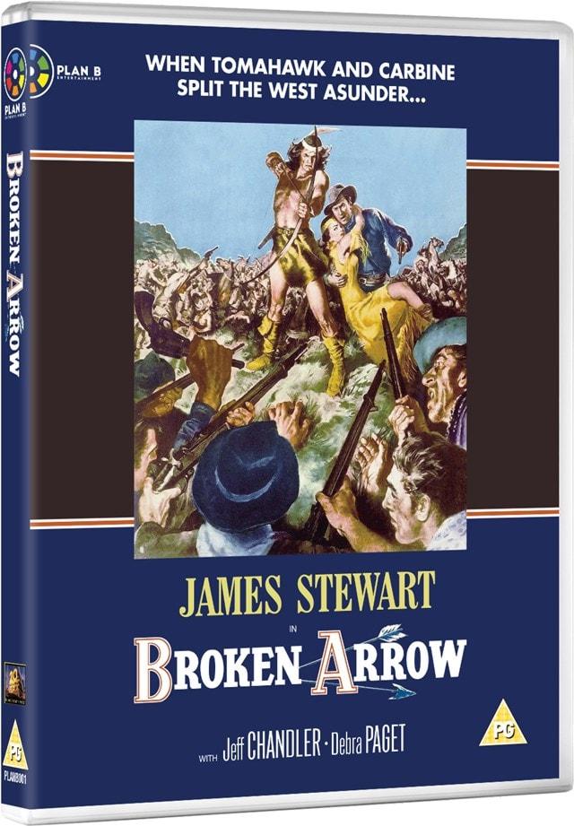 Broken Arrow - 1