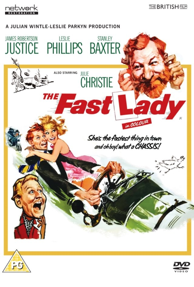 The Fast Lady - 1