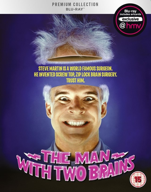 The Man With Two Brains (hmv Exclusive) - The Premium Collection - 1