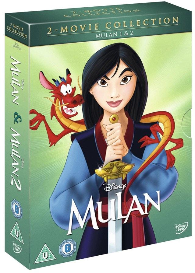 Mulan/Mulan 2 - 2