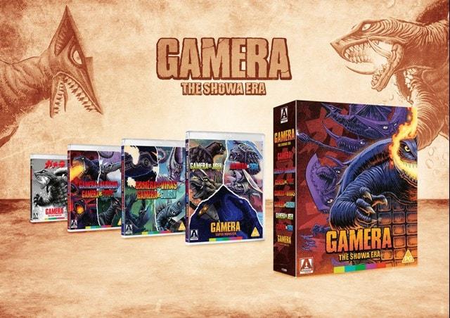 Gamera: The Showa Era - 3