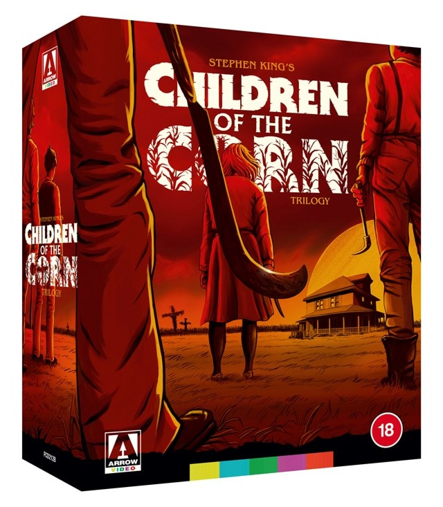 Children of the Corn Trilogy Limited Collector's Edition - 2