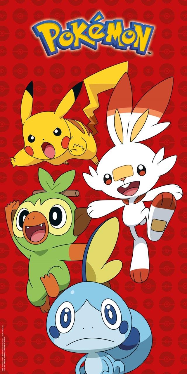 Pokemon Square 2022 Calendar - 3