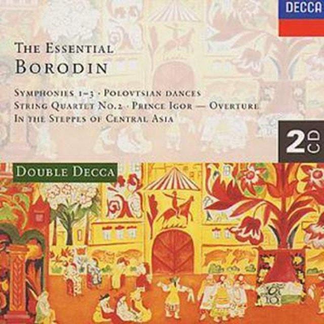 The Essential Borodin - 1