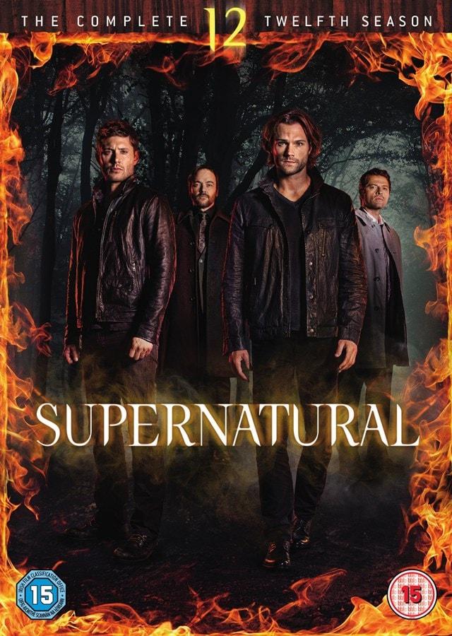 Supernatural: The Complete Twelfth Season - 1