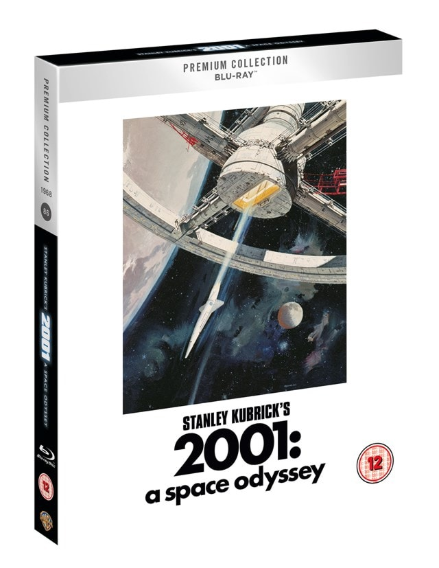 2001 - A Space Odyssey (hmv Exclusive) - The Premium Collection - 2