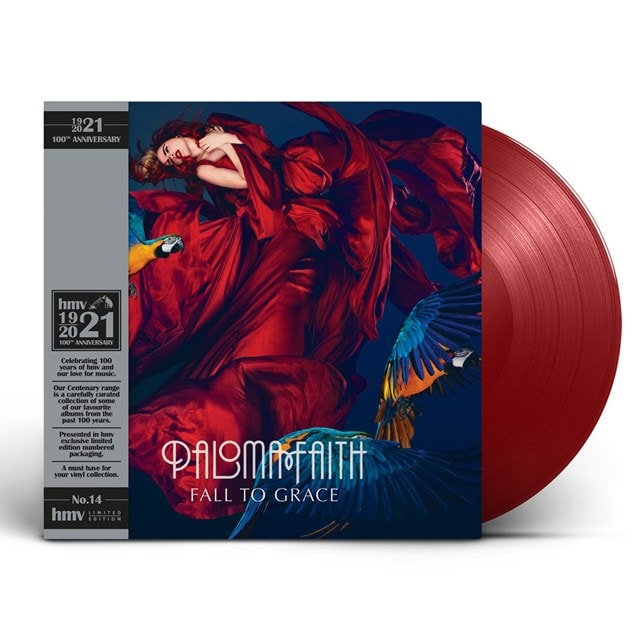 Fall to Grace (hmv Exclusive) the 1921 Centenary Edition Ruby Red Vinyl - 1