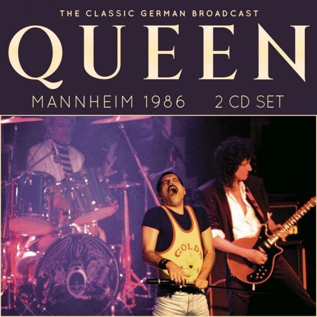 Mannheim 1986 - 1