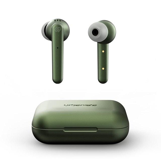 Urbanista Paris Olive Green True Wireless Bluetooth Earphones - 1