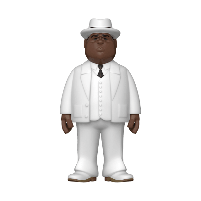 "Biggie Smalls - White Suit: Funko Vinyl Gold 12"" - 1"