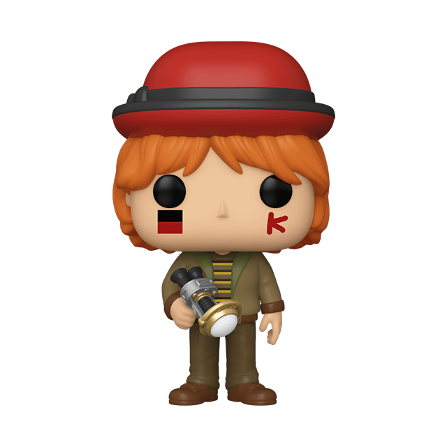 Ron Weasley at World Cup (121) Harry Potter NYCC 2020 (hmv Exclusive) Pop Vinyl - 1
