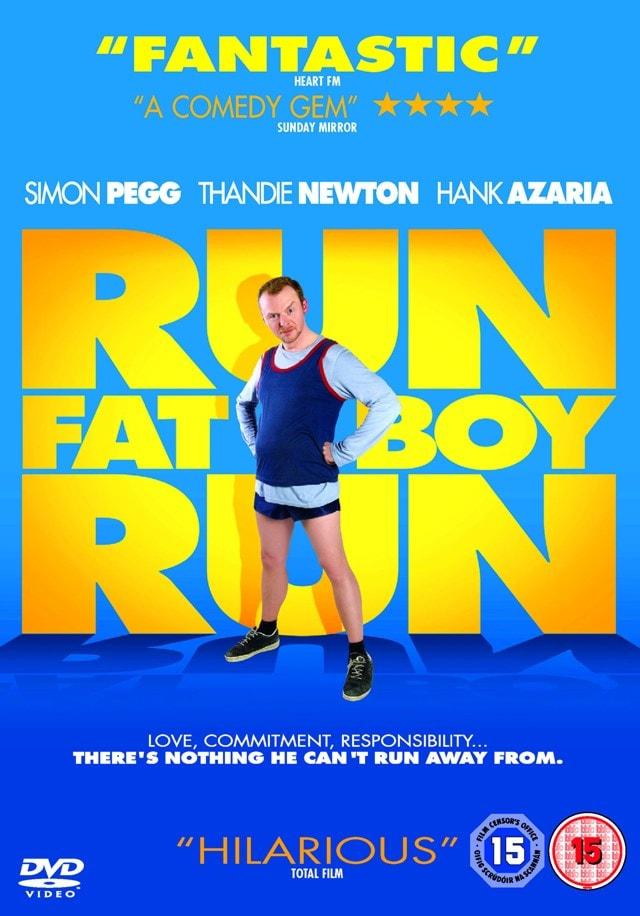 Run, Fat Boy, Run - 1
