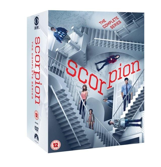 Scorpion: Season 1-4 - 2