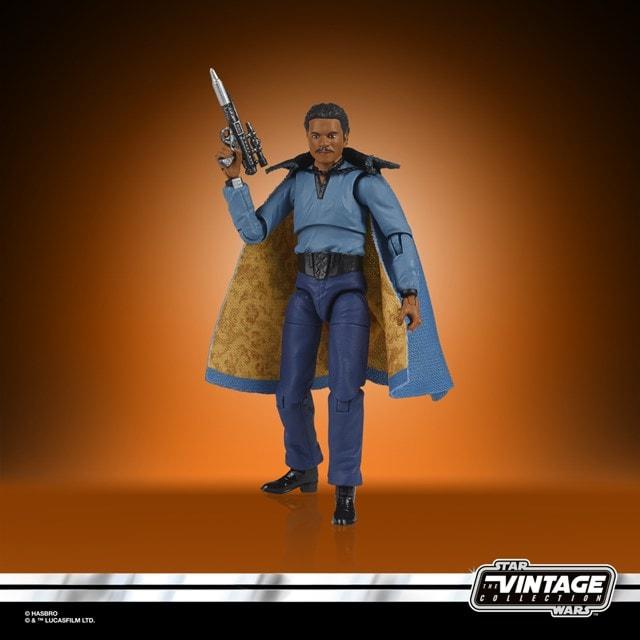 Lando Calrissian Empire Strikes Back: Hasbro Star Wars Vintage Collection Action Figure - 1