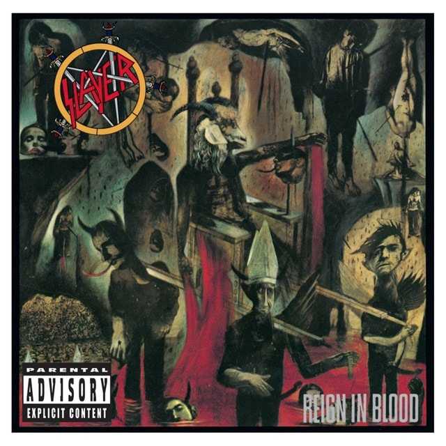 Reign in Blood - 1