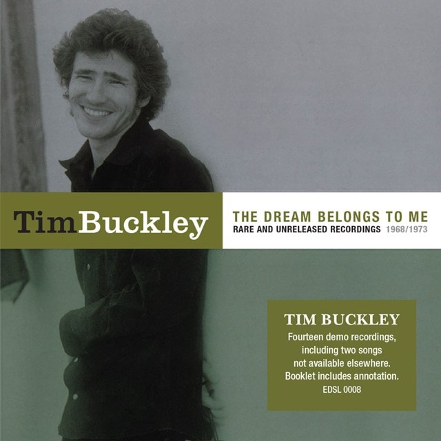 The Dream Belongs to Me: Rare and Unreleased Recordings 1968/1973 - 1