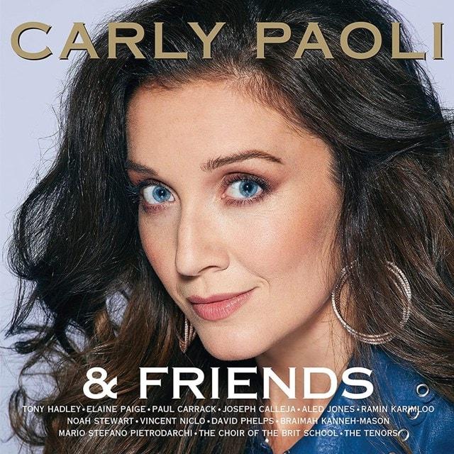 Carly Paoli & Friends - 1