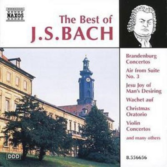 The Best of J.S.bach - 1