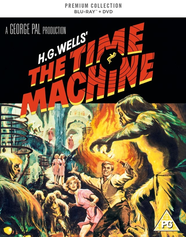 The Time Machine (hmv Exclusive) - The Premium Collection - 1
