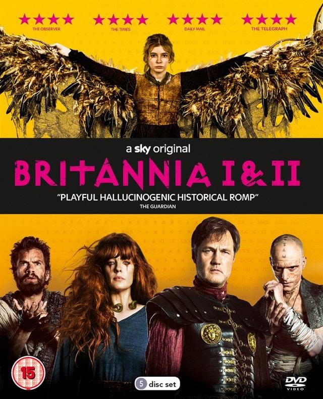 Britannia: Series I & II - 1