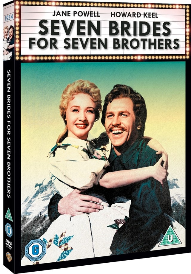 Seven Brides for Seven Brothers - 4
