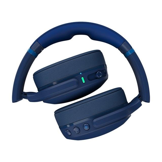 Skullcandy Crusher Evo Dark Blue/Green Bluetooth Headphones - 5
