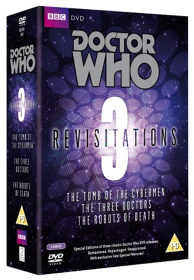 Doctor Who: Revisitations 3 - 1