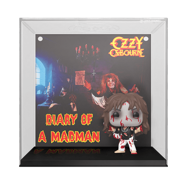 Diary Of A Madman (12): Ozzy Osbourne Pop Vinyl: Pop Albums - 2