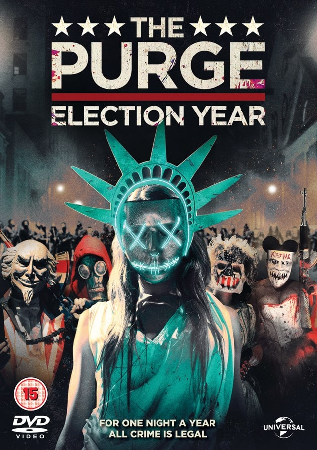 The Purge: Election Year - 1