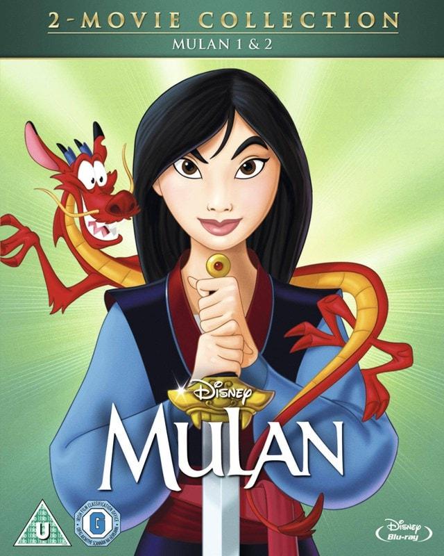 Mulan/Mulan 2 - 1
