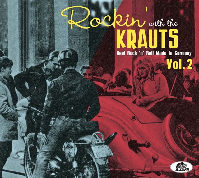 Rockin' With the Krauts: Real Rock 'N' Roll Made in Germany - Volume 2 - 1