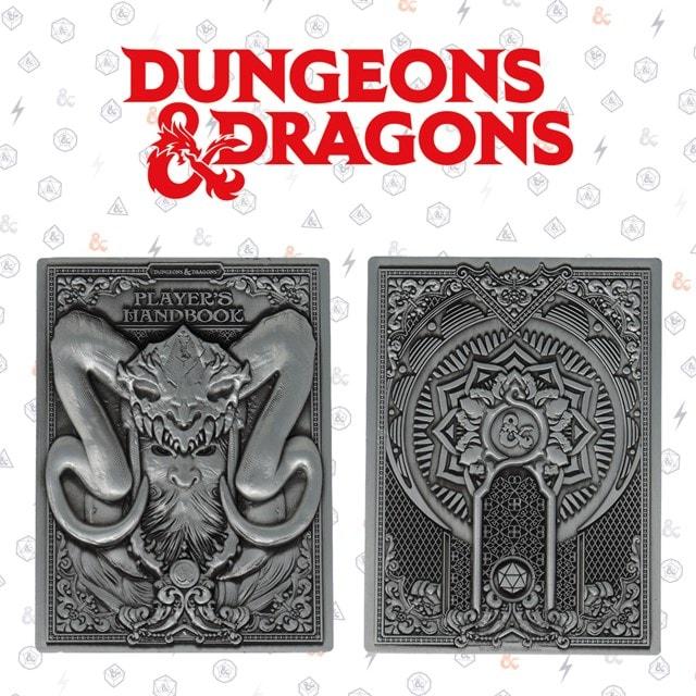 Players Handbook Ingot: Dungeons & Dragons Collectible - 1