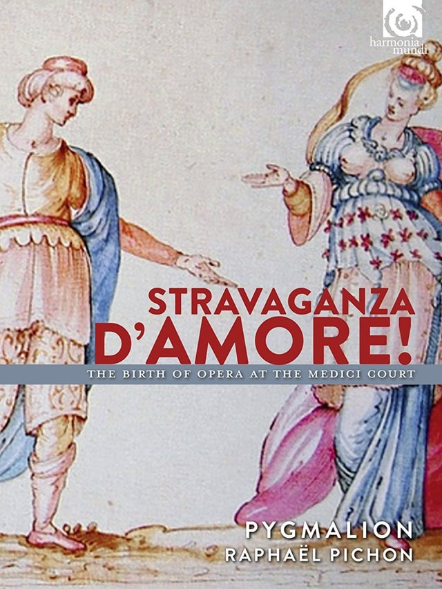 Stravaganza D'amore!: The Birth of Opera at the Medici Court - 1