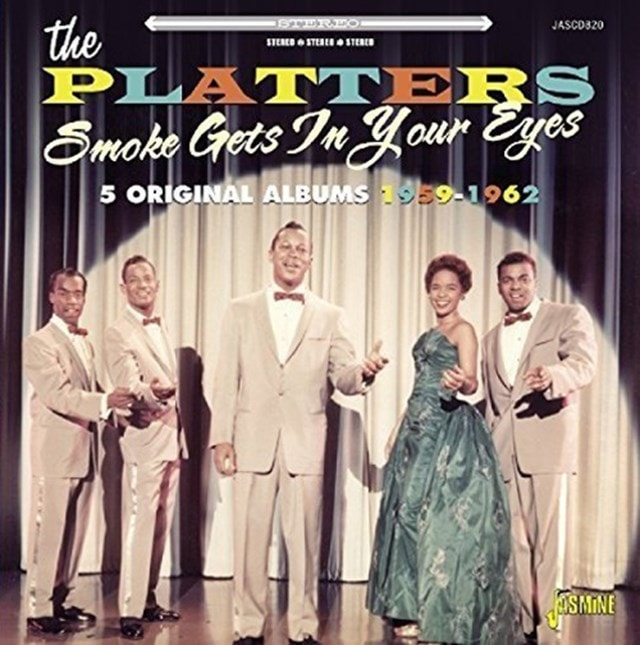 Smoke Gets in Your Eyes: 5 Original Albums 1959 - 1962 - 1