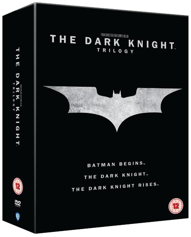 The Dark Knight Trilogy - 2